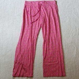 CYNTHIA ROWLEY Elephant Pajama Pants